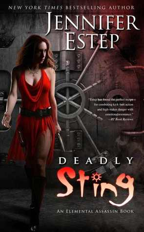 Review: Deadly Sting (Elemental Assassin #8) by Jennifer Estep