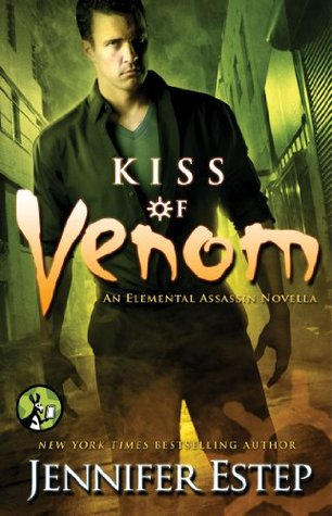 Kiss of Venom Book Cover