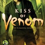Review: Kiss of Venom (Elemental Assassin #8.5) by Jennifer Estep