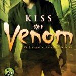 Review: Kiss of Venom (Elemental Assassin #8.5) by Jennifer Estep
