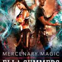Review: Mercenary Magic (Dragon Born Serafina #1) by Ella Summers