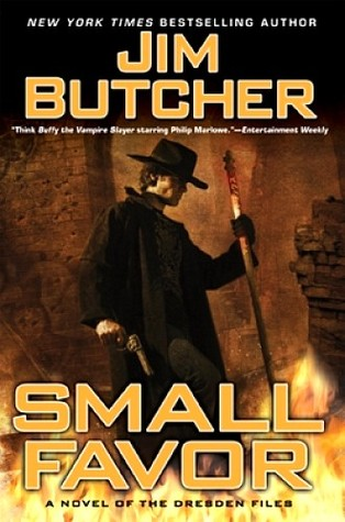 Review: Small Favor (The Dresden Files, #10) by Jim Butcher