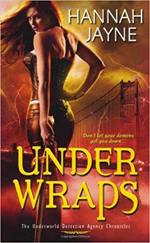 Under Wraps Book Cover