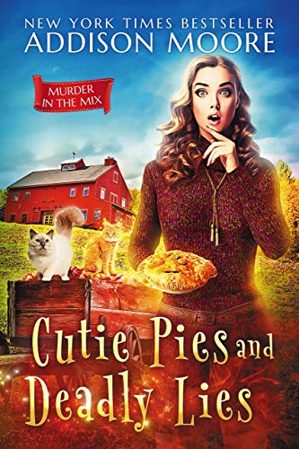 Cutie Pies and Deadly Lies Book Cover