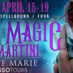 Demon Magic and a Martini (The Guild Codex: Spellbound) by Annette Marie ~ #Giveaway #Excerpt #BookTour
