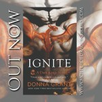 It's Release Day! Ignite (Dark Kings) by Donna Grant