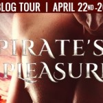 Pirate's Pleasure (Sentinels of Savannah) by Lisa Kessler ~ #Excerpt #BookTour