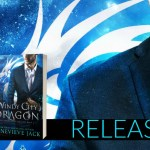 It's Release Day! Windy City Dragon (The Treasure of Paragon) by Genevieve Jack