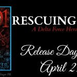 It's Release Day! Rescuing Macie (1001 Dark Nights)(Delta Force Heroes) by Susan Stoker ~ #Excerpt