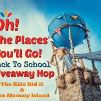 Oh, The Places You'll Go! Giveaway Hop ~ Aug. 6th - 20th