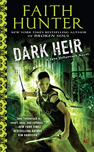 Dark Heir Book Cover