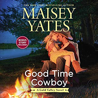 Good Time Cowboy Book Cover