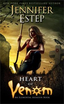 Heart of Venom Book Cover