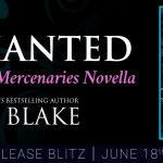 It's Release Day! Enchanted (1001 Dark Nights)(Masters and Mercenaries #18.5) by Lexi Blake ~ #Excerpt