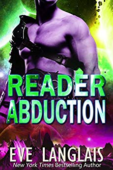 Reader Abduction Book Cover