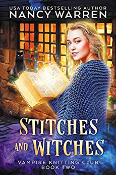 Stitches and Witches Book Cover