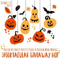 SPOOKtacular Giveaway Hop ~ Oct. 1st - 15th