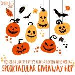 SPOOKtacular Giveaway Hop ~ Oct. 1st – 15th