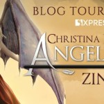 Exclusive Excerpt: Zinnia (Angelbound Offspring) by Christina Bauer ~ #Giveaway #YoungAdult