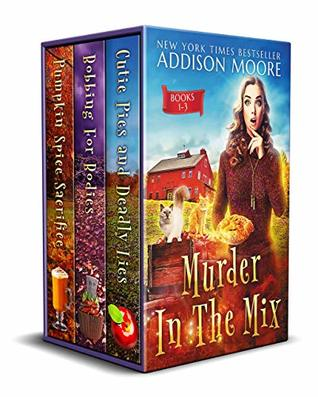 Murder in the Mix Boxed Set Book Cover