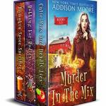 Review: Murder in the Mix Boxed Set (Murder in the Mix, #1-3) by Addison Moore