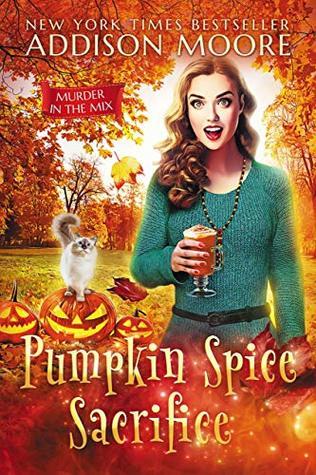 Pumpkin Spice Sacrifice Book Cover