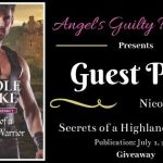 Guest Post: Fun Fact about Rory Lochmore from Secrets of a Highland Warrior by Nicole Locke