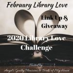 February 2020 Library Love Challenge Link Up & Giveaway