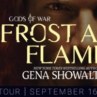 It's Release Day! Frost and Flame (Gods of War #2) by Gena Showalter ~ #Giveaway #Excerpt #BookTour