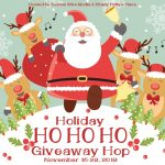 HoHoHo Giveaway Hop ~ Nov. 15th – 29th