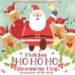 HoHoHo Giveaway Hop ~ Nov. 15th – 29th