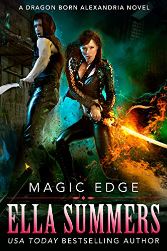 Magic Edge Book Cover