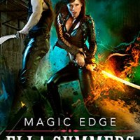 Review: Magic Edge (Dragon Born Alexandria #1) by Ella Summers
