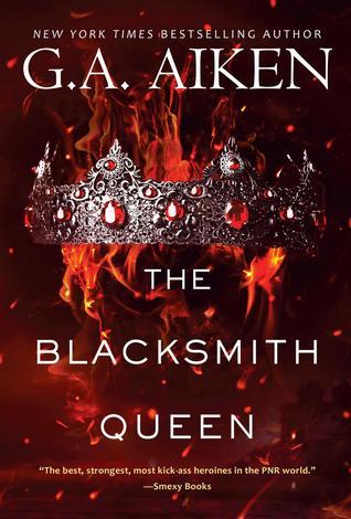 The Blacksmith Queen Book Cover