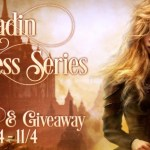 The Paladin Princess Series by Samaire Provost ~ #Giveaway #BookTour