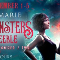 Slaying Monsters for the Feeble (The Guild Codex: Demonized) by Annette Marie ~ #Giveaway #Excerpt #BookTour