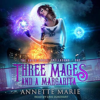 Three Mages and a Margarita Book Cover