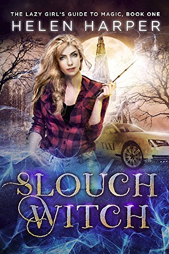 Slouch Witch Book Cover