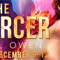 The Enforcer (Fire's Edge) by Abigail Owen ~ #BookTour #Giveaway #Excerpt