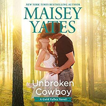 Unbroken Cowboy Book Cover