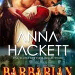 Review: Barbarian (Galactic Gladiators #6) by Anna Hackett