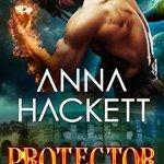 Review: Protector (Galactic Gladiators #4) by Anna Hackett