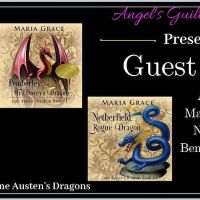 Guest Post: Jane Austen's Dragons (Author: Maria Grace Narrator: Benjamin Fife) ~ #AudiobookTour #Excerpt #Giveaway