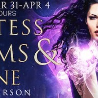 Priestess of Storms & Stone (Rogue Ethereal) by Annie Anderson ~ #BookTour #Except #Giveaway