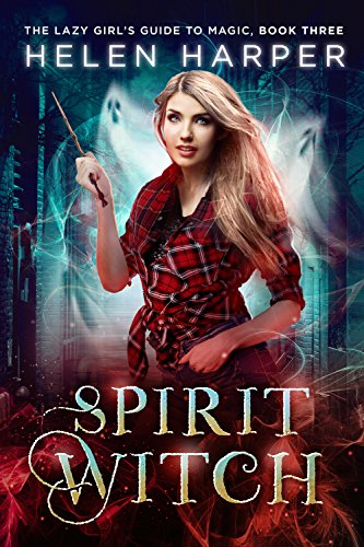 Spirit Witch Book Cover