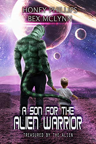 A Son for the Alien Warrior Book Cover