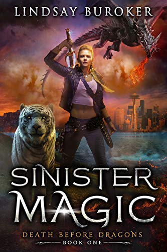 Sinister Magic Book Cover