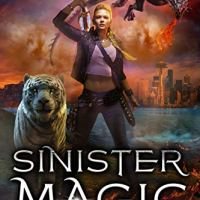 Review: Sinister Magic (Death Before Dragons #1) by Lindsay Buroker