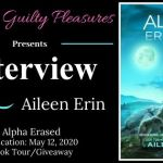 Interview: Aileen Erin (Alpha Erased) ~ #BookTour #YoungAdult
