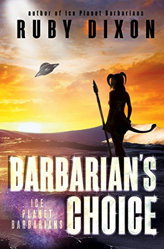 Barbarian's Choice Book Cover